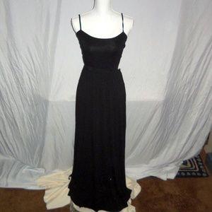 2B bebe Spaghetti Strap Maxi Dress Size S